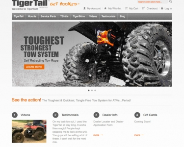 tigertail-website
